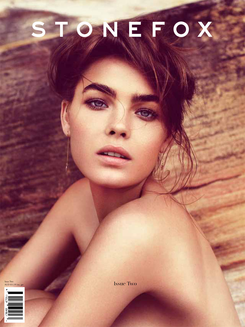 Bambi Northwood-Blyth Enchants in Stonefox #2 by Christopher Ferguson