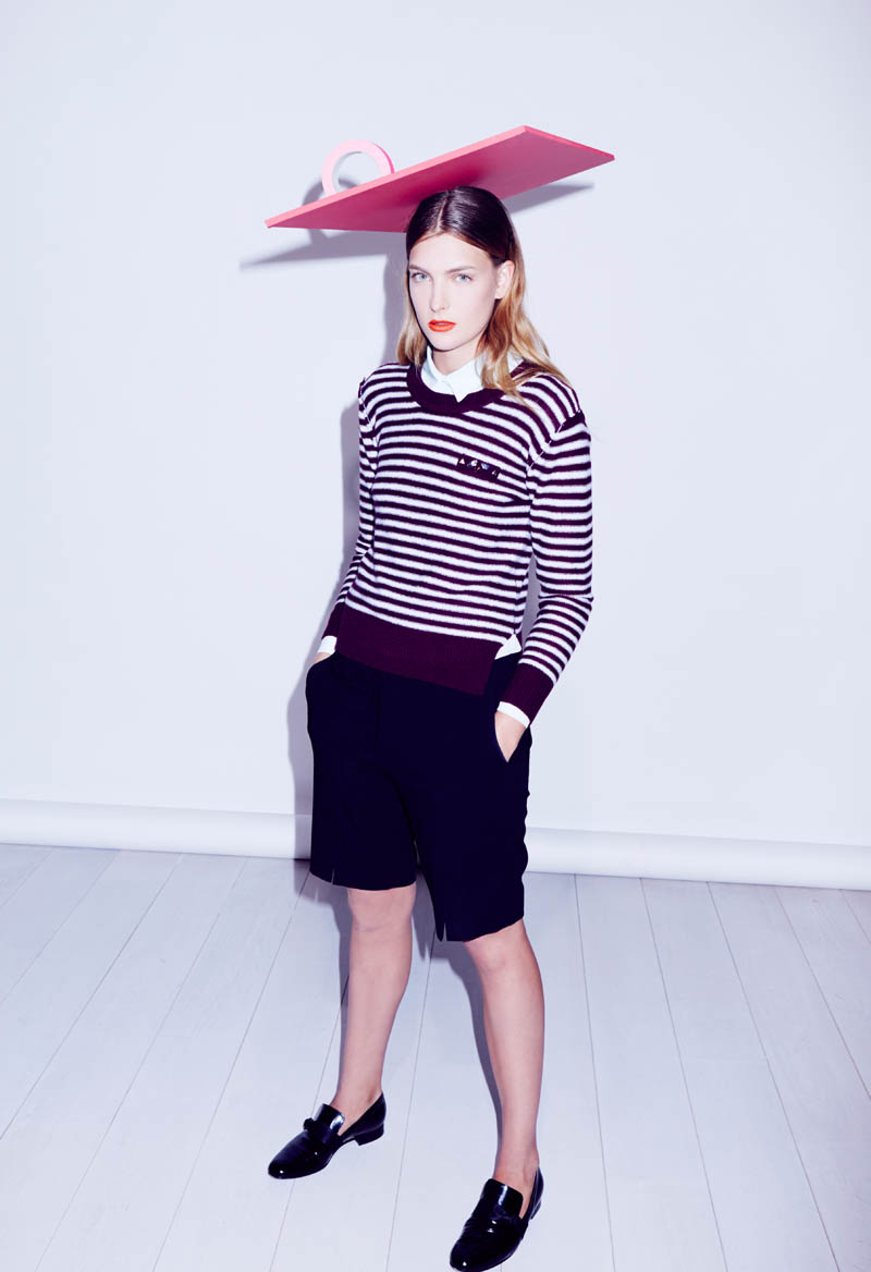 SoniaFW35 Sonia by Sonia Rykiel Gets Playful for Fall/Winter 2013 Collection