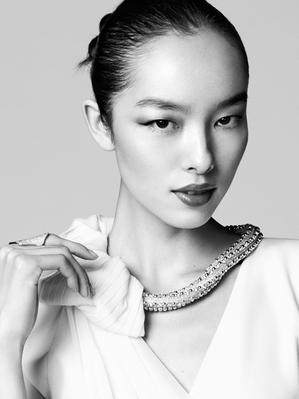 StocktonJohnson Beauty 6 Liu Wen, Carolyn Murphy, Jessica Stam, Lindsey Wixson and Others Pose for Stockton Johnson