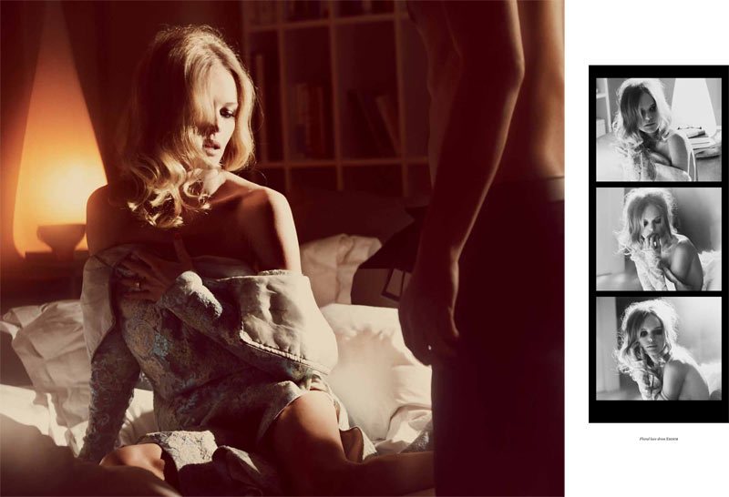 Vs KateBosworth 8 Kate Bosworth Seduces in Vs. Magazine S/S 2013 by Guy Aroch