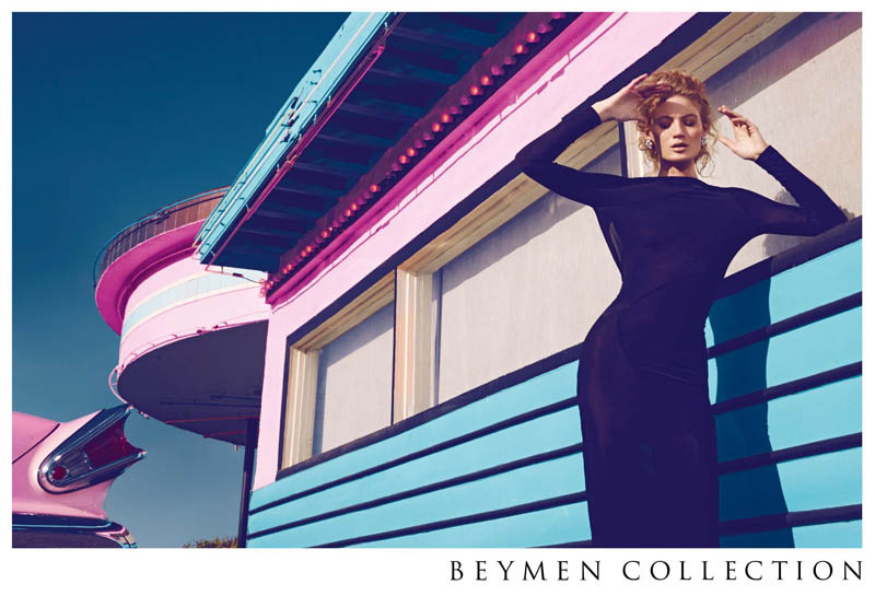 beymen collection ss13 womenswear 001 Michelle Buswell Stars in Beymen Collections Spring 2013 Campaign by Koray Birand