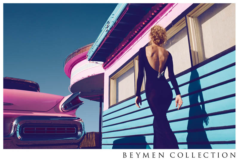 Michelle Buswell Stars in Beymen Collection's Spring 2013 Campaign by Koray Birand