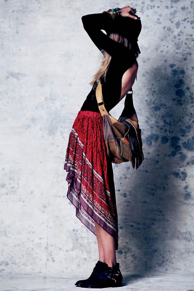 Free People Taps Elsa Hosk for February Lookbook