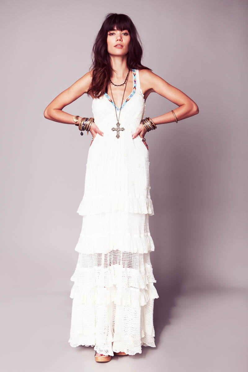 free people limited edition10 Free Peoples Limited Edition Spring 2013 Collection with Sheila Marquez