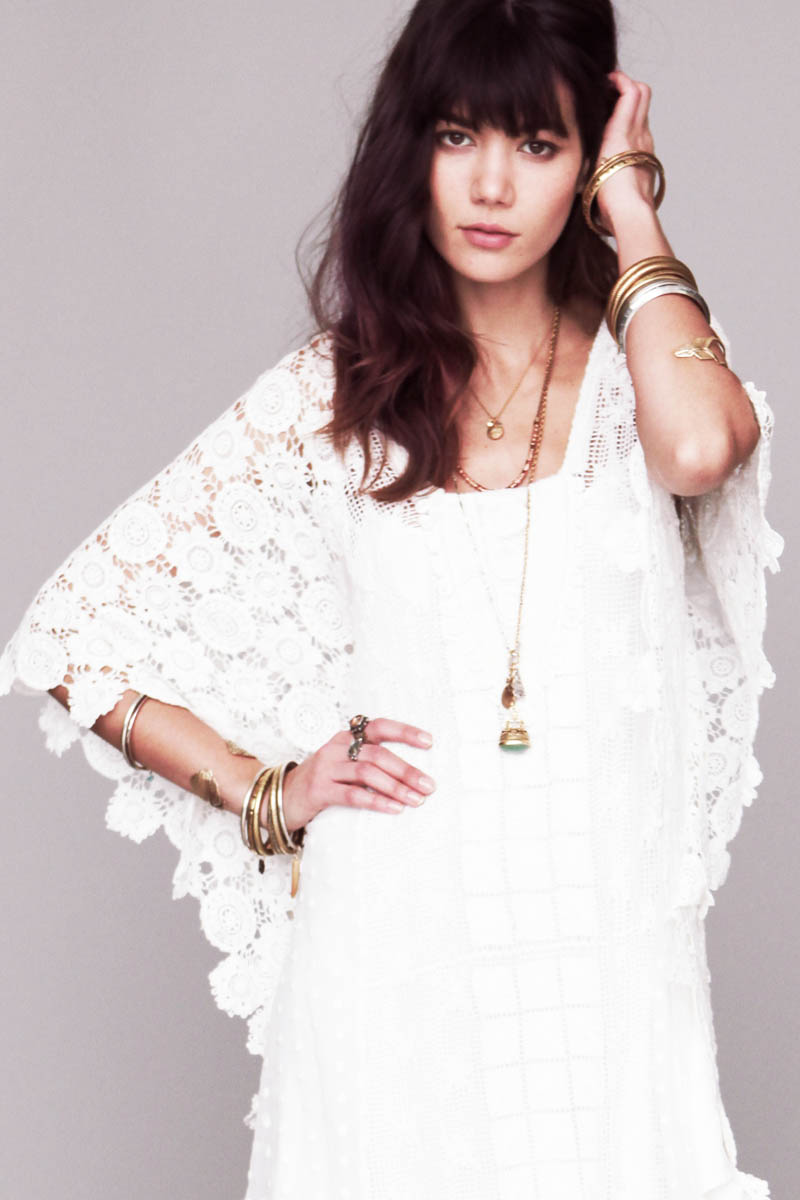 free people limited edition3 Free Peoples Limited Edition Spring 2013 Collection with Sheila Marquez