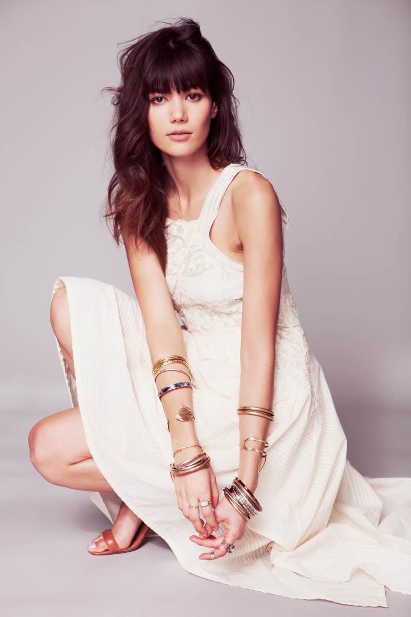 free people limited edition6 Free Peoples Limited Edition Spring 2013 Collection with Sheila Marquez