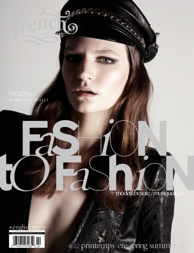 french covers10 Ashley Smith, Anaïs Pouliot, Ajak Deng, Camille Rowe and Others Cover French Revue de Modes #22