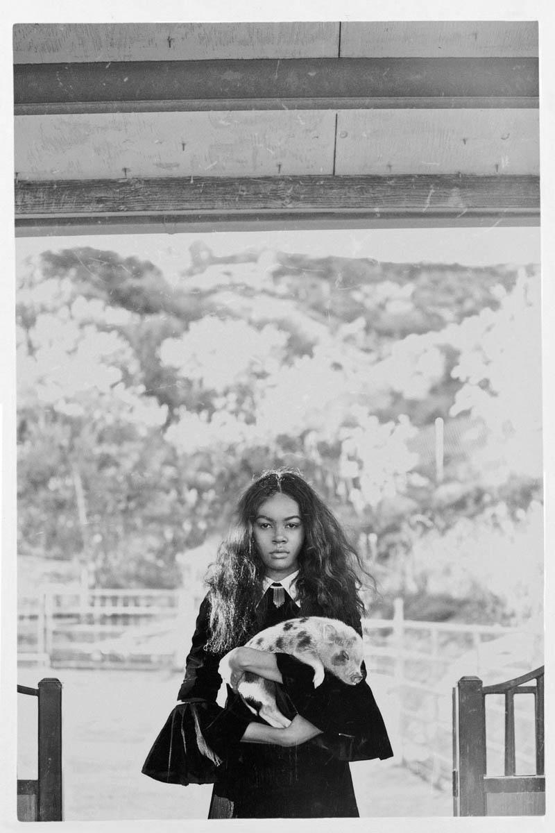 """Martine Manumalo by Harper Smith in """"Shiloh"""" for Fashion Gone Rogue"""