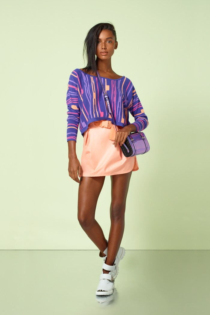 jasme tookes nasty gal11 Jasmine Tookes is Surfer Chic for the Nasty Gal Spring/Summer 2013 Collection