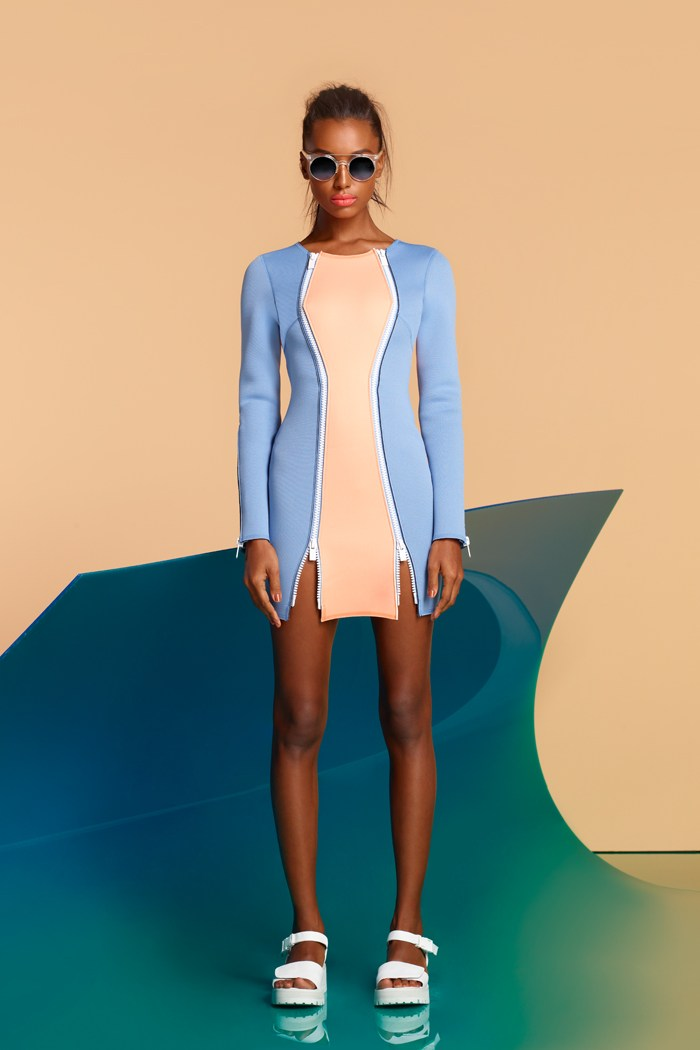jasme tookes nasty gal14 Jasmine Tookes is Surfer Chic for the Nasty Gal Spring/Summer 2013 Collection