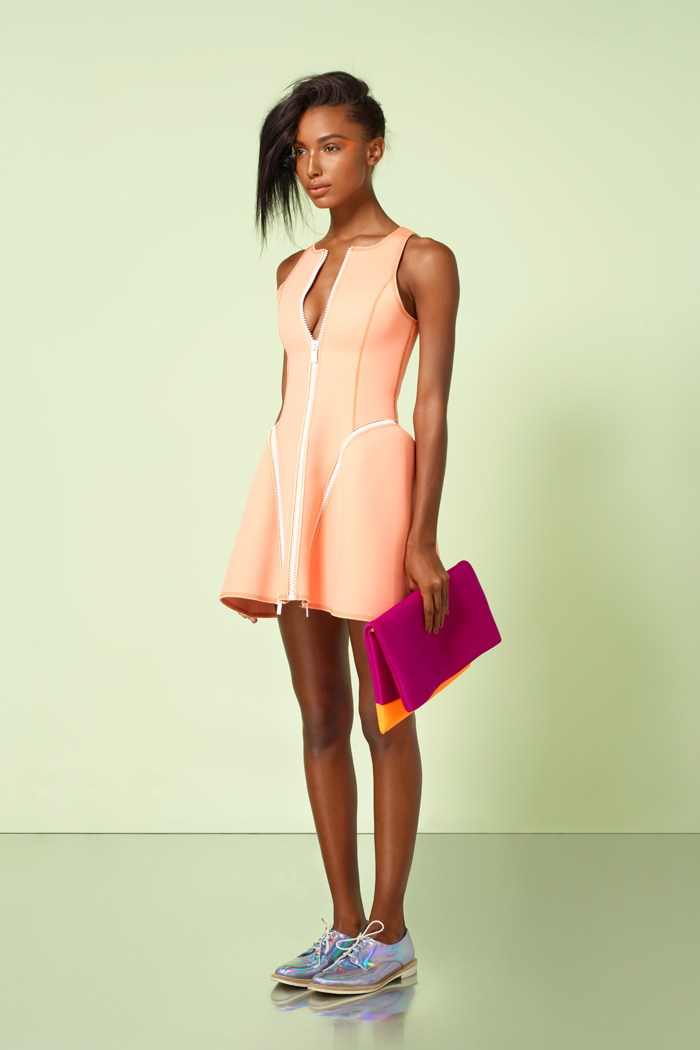 jasme tookes nasty gal15 Jasmine Tookes is Surfer Chic for the Nasty Gal Spring/Summer 2013 Collection