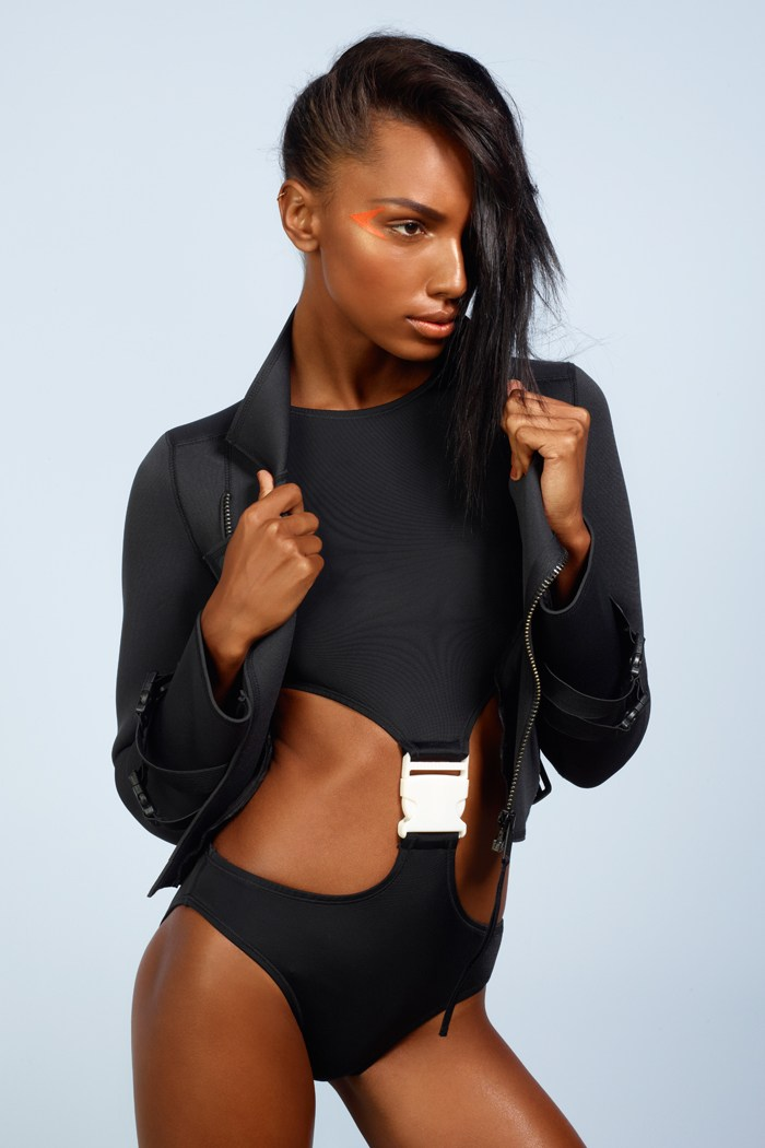 jasme tookes nasty gal17 Jasmine Tookes is Surfer Chic for the Nasty Gal Spring/Summer 2013 Collection