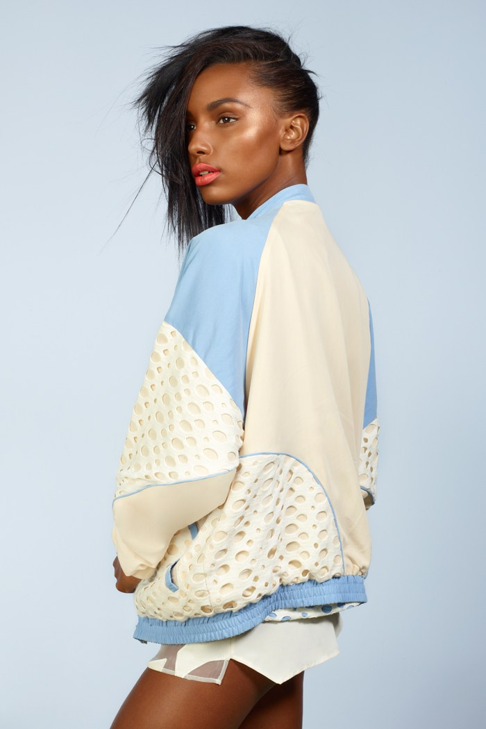 jasme tookes nasty gal2 Jasmine Tookes is Surfer Chic for the Nasty Gal Spring/Summer 2013 Collection