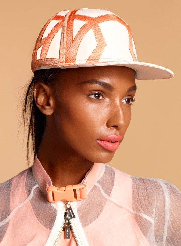 jasme tookes nasty gal5 Jasmine Tookes is Surfer Chic for the Nasty Gal Spring/Summer 2013 Collection