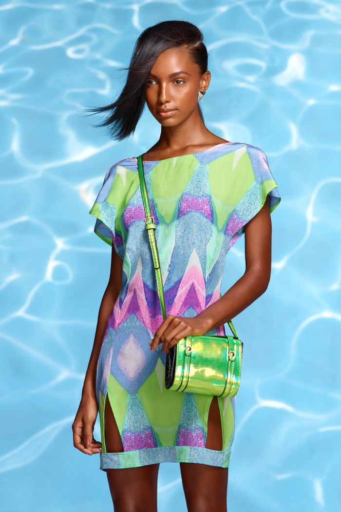 jasme tookes nasty gal9 Jasmine Tookes is Surfer Chic for the Nasty Gal Spring/Summer 2013 Collection
