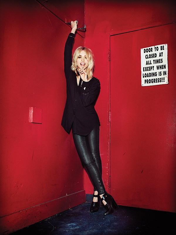 Cora Keegan Stars in Lee Australia's Fall 2013 Campaign