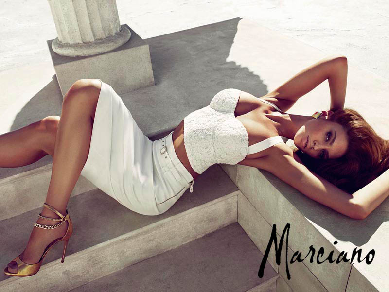 marciano ss13 by hunterandgatti 01 Guess by Marciano Gets Sunny for its Spring 2013 Campaign by Hunter & Gatti