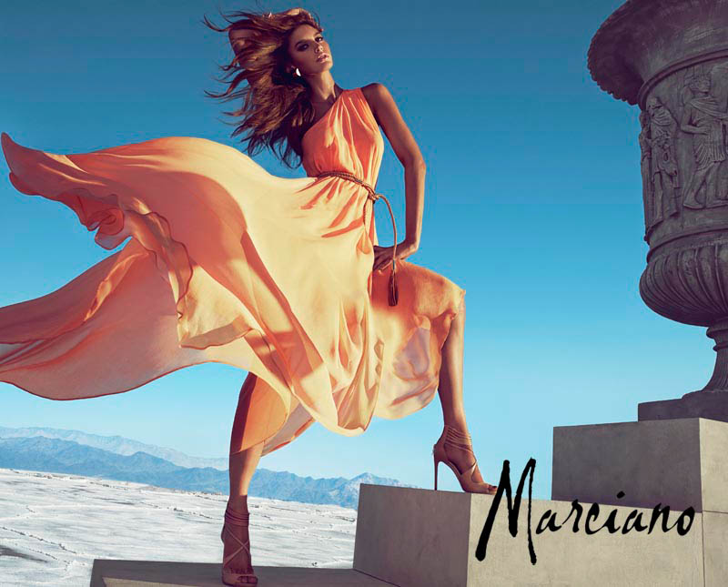 Guess by Marciano Gets Sunny for its Spring 2013 Campaign by Hunter & Gatti