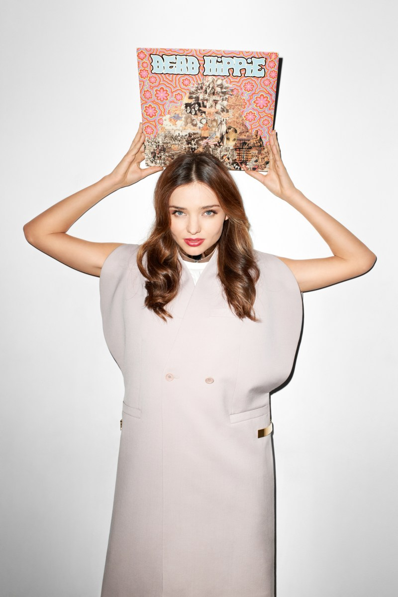 miranda kerr terry richardson10 Miranda Kerr Poses for Terry Richardson in Purple Magazines Spring/Summer Issue