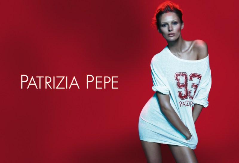 patrizia pepe spring campaign6 Edita Vilkeviciute Stars in Patrizia Pepes Spring 2013 Campaign by Mert & Marcus