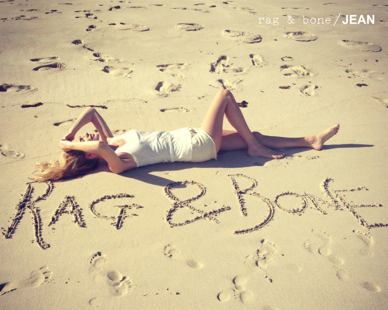 poppy rag bone diy10 Poppy Delevingne Stars in Rag & Bones D.I.Y. Project for Spring 2013