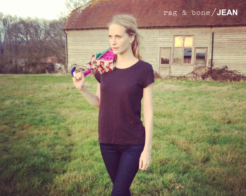 poppy rag bone diy13 Poppy Delevingne Stars in Rag & Bones D.I.Y. Project for Spring 2013