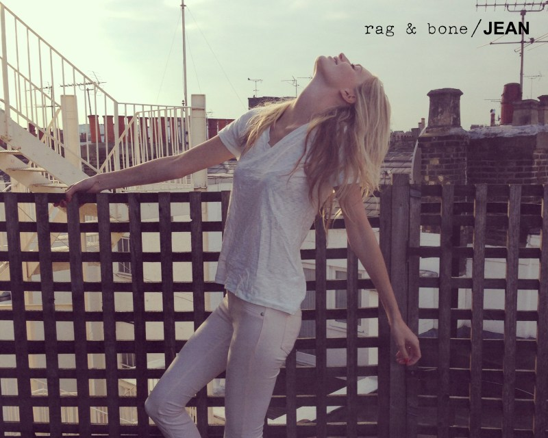 poppy rag bone diy20 Poppy Delevingne Stars in Rag & Bones D.I.Y. Project for Spring 2013