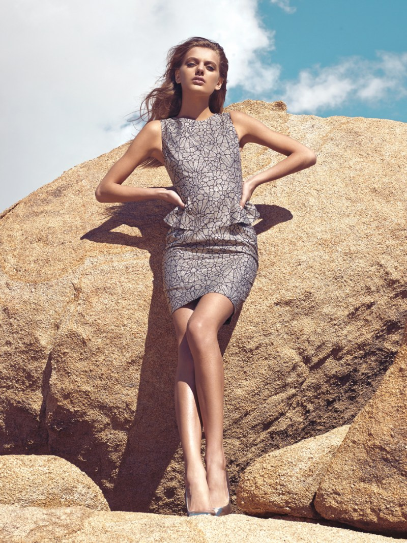 revolve bregje heinen lookbook15 Bregje Heinen Takes to Joshua Tree for Revolve Clothings Spring 2013 Lookbook