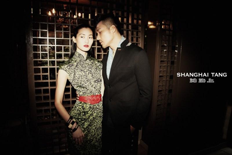 shanghai tang campaign lina zhang8 Lina Zhang Stars in Shanghai Tangs Spring 2013 Campaign by Richard Bernardin