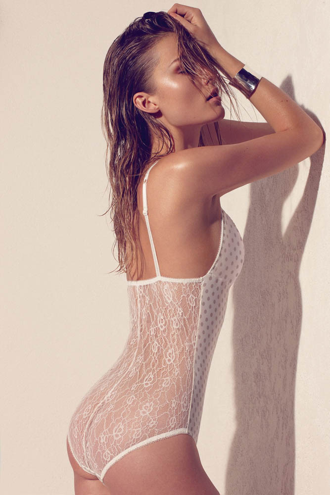 wMax Abadian Blush S13 12 Olga Maliouk Poses for Max Abadian in Blush Lingeries Spring 2013 Campaign