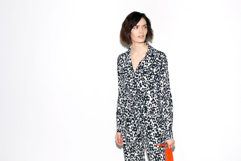 zara february lookbook11 Zara Taps Sam Rollinson for its February Lookbook