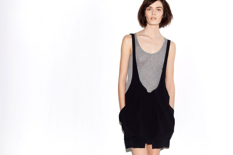 zara february lookbook12 Zara Taps Sam Rollinson for its February Lookbook