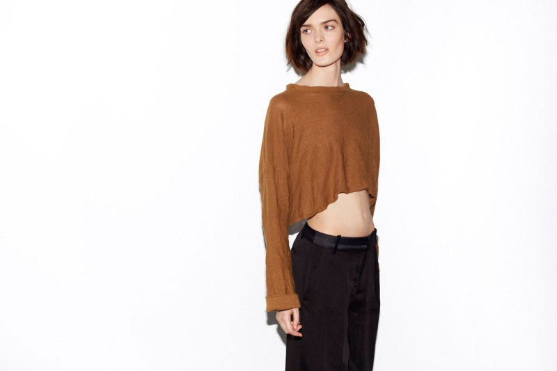 zara february lookbook13 Zara Taps Sam Rollinson for its February Lookbook