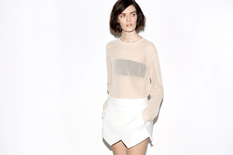 zara february lookbook15 Zara Taps Sam Rollinson for its February Lookbook