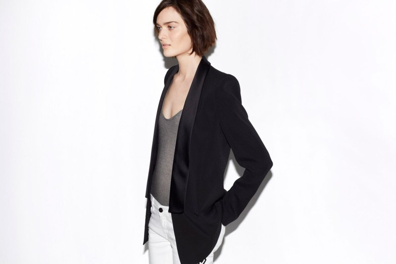 zara february lookbook17 Zara Taps Sam Rollinson for its February Lookbook