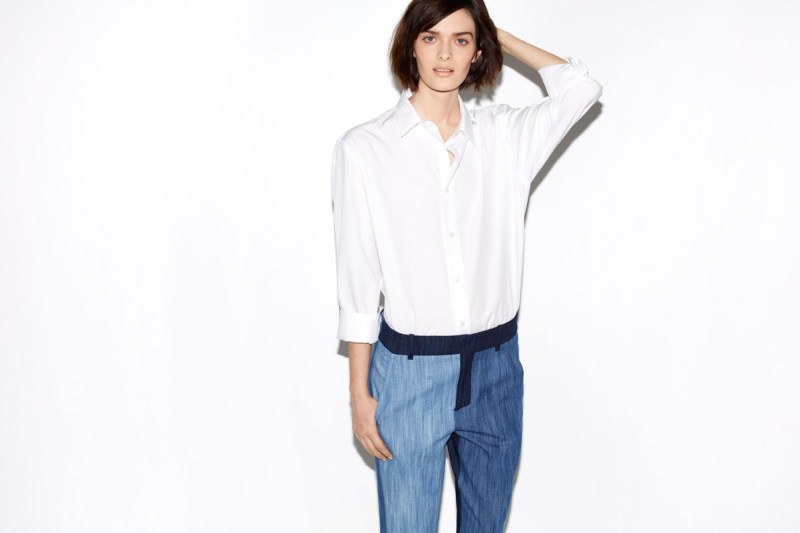 zara february lookbook18 Zara Taps Sam Rollinson for its February Lookbook