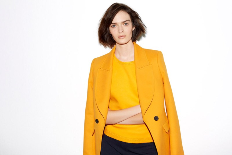 zara february lookbook5 Zara Taps Sam Rollinson for its February Lookbook