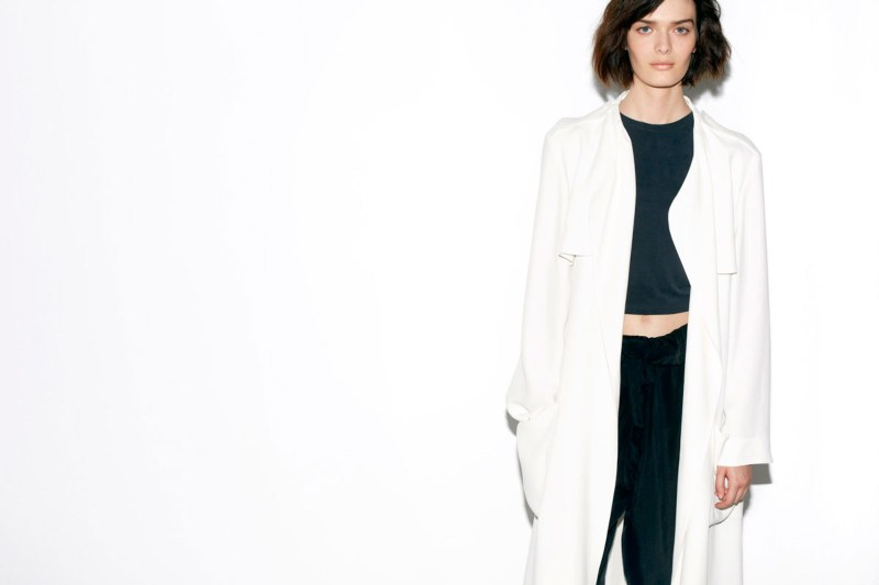 zara february lookbook8 Zara Taps Sam Rollinson for its February Lookbook