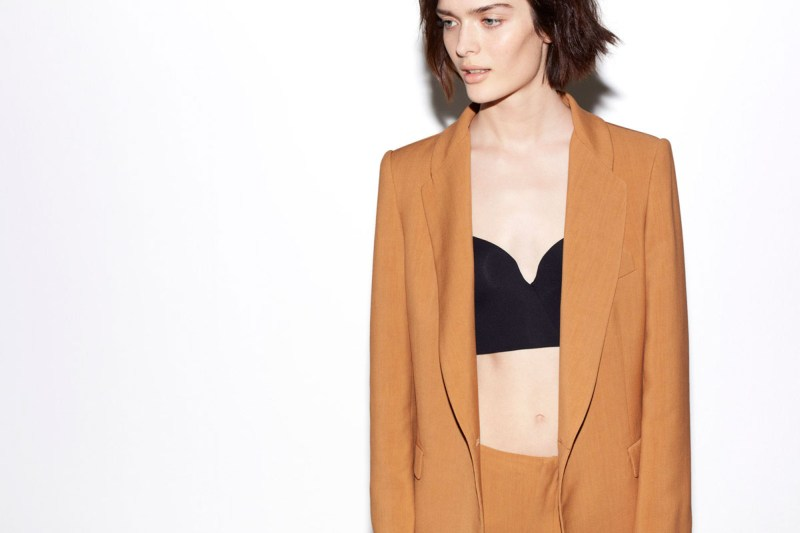 zara february lookbook9 Zara Taps Sam Rollinson for its February Lookbook