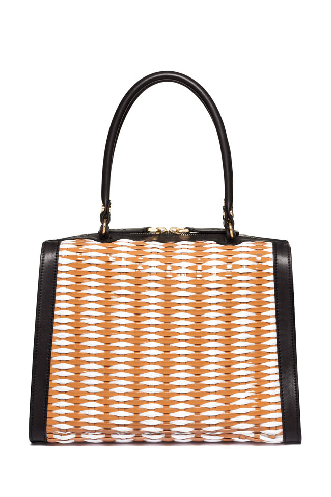 17 MARNI SS 2013 ACCESSORIES Marni Releases Woven Handbag Collection for Spring/Summer 2013