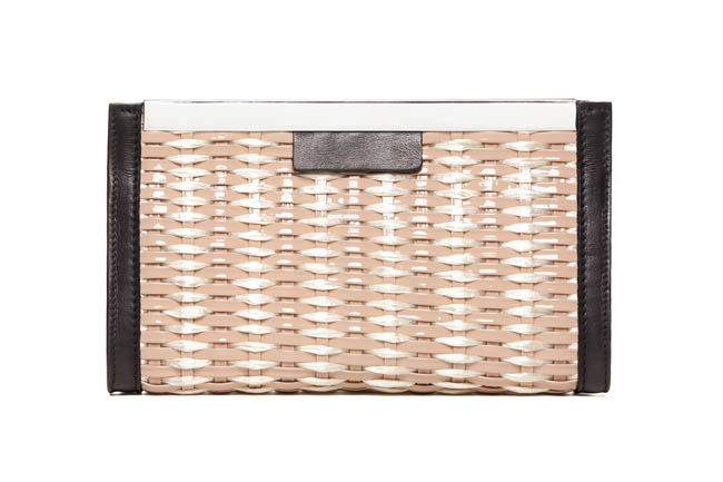 19 MARNI SS 2013 ACCESSORIES Marni Releases Woven Handbag Collection for Spring/Summer 2013