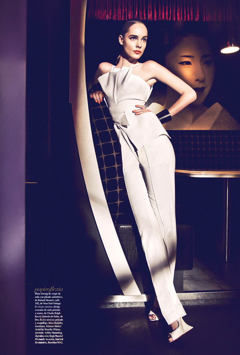 244Finala Jules Mordovets Poses for Yossi Michaeli In Vogue Mexico March 2013