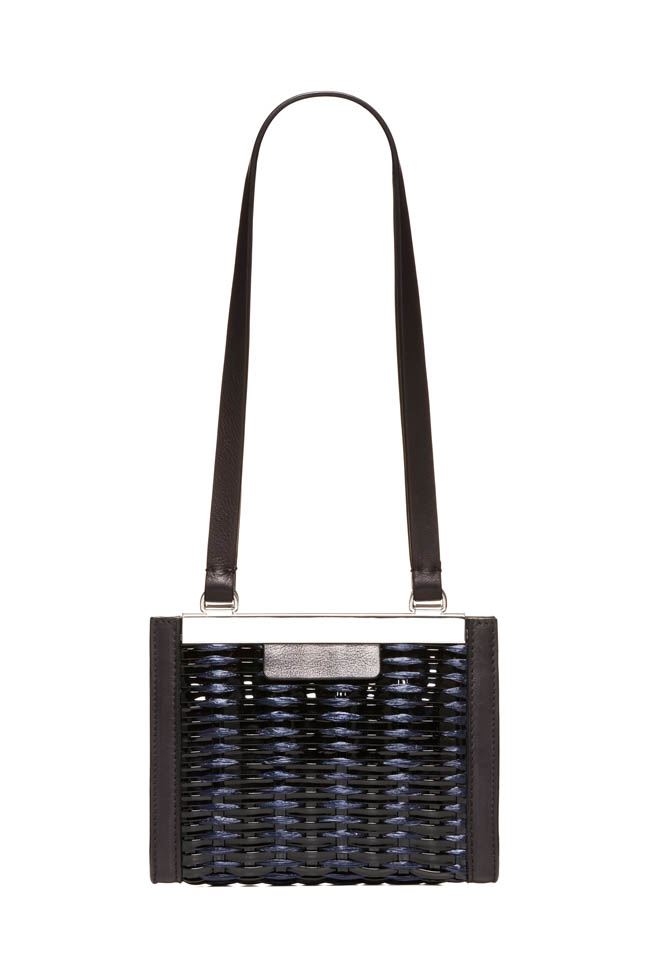 25 MARNI SS 2013 ACCESSORIES Marni Releases Woven Handbag Collection for Spring/Summer 2013
