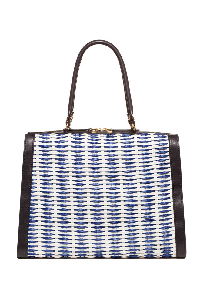 26 MARNI SS 2013 ACCESSORIES Marni Releases Woven Handbag Collection for Spring/Summer 2013