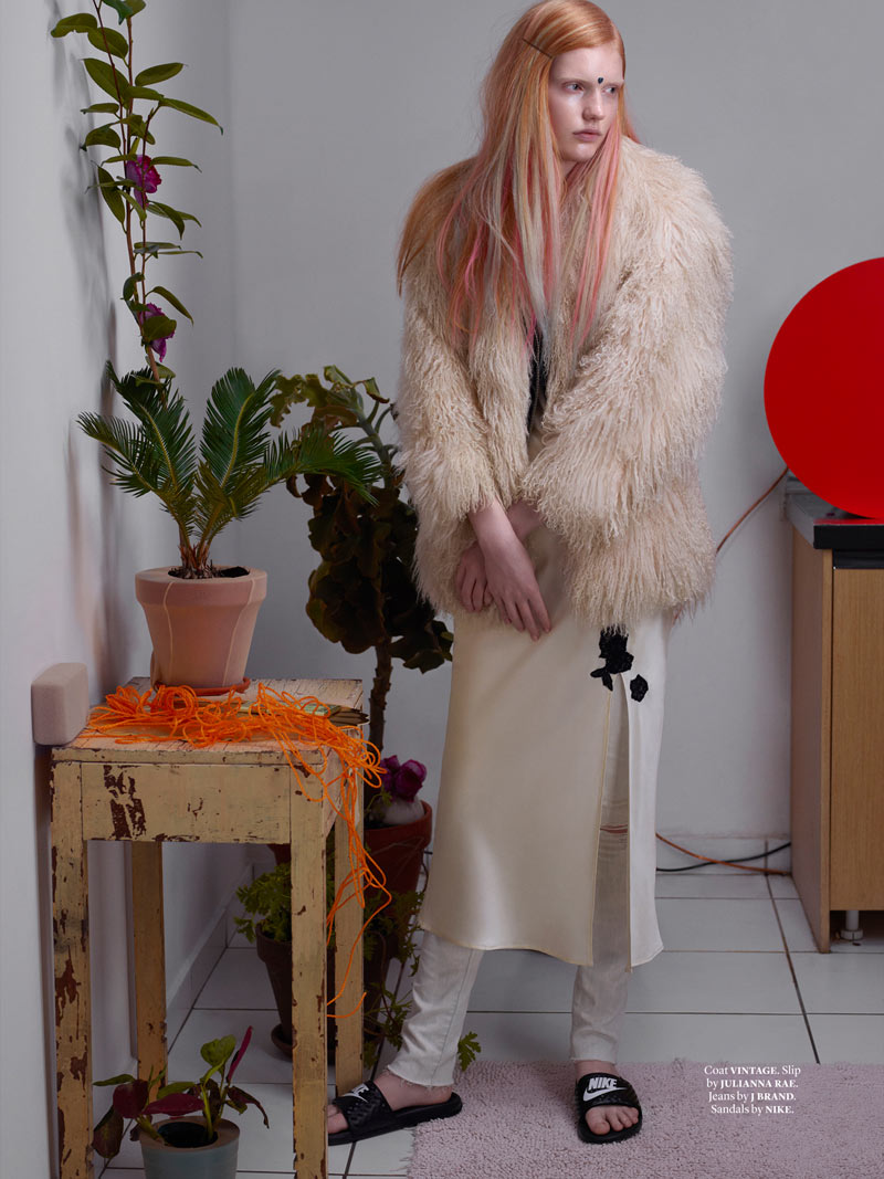 CATHERINESERVEL DOCUMENT 4a Anniek Kortieve Gets Domestic for Document Journal S/S 2013 by Catherine Servel