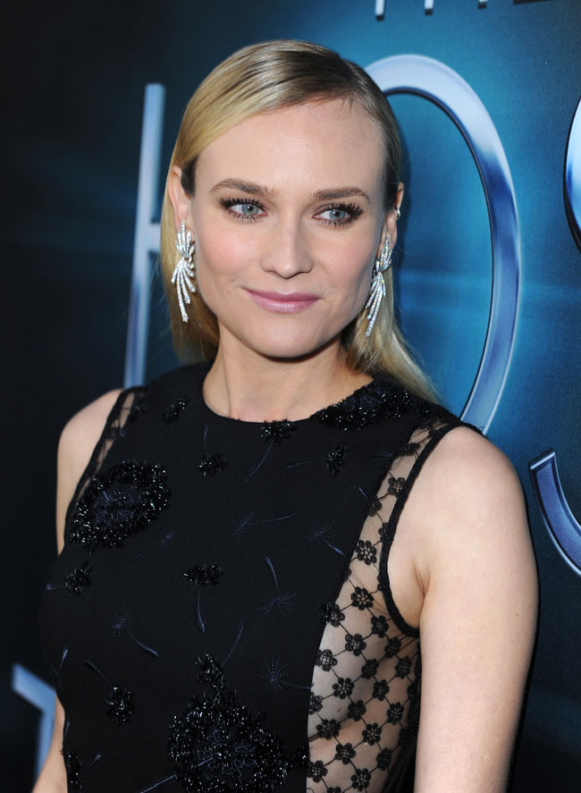 Diane Kruger Thakoon3 Diane Kruger in Thakoon at The Host Los Angeles Premiere