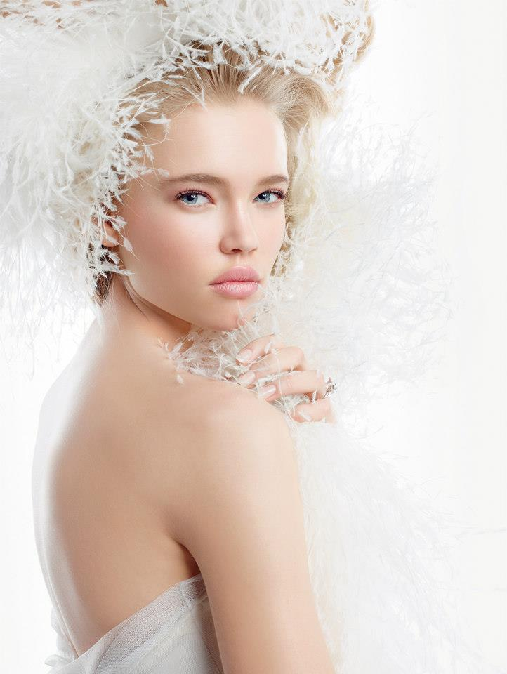 DiorSnow2 DiorSnow Enlists Emma Landen for Spring 2013 Campaign