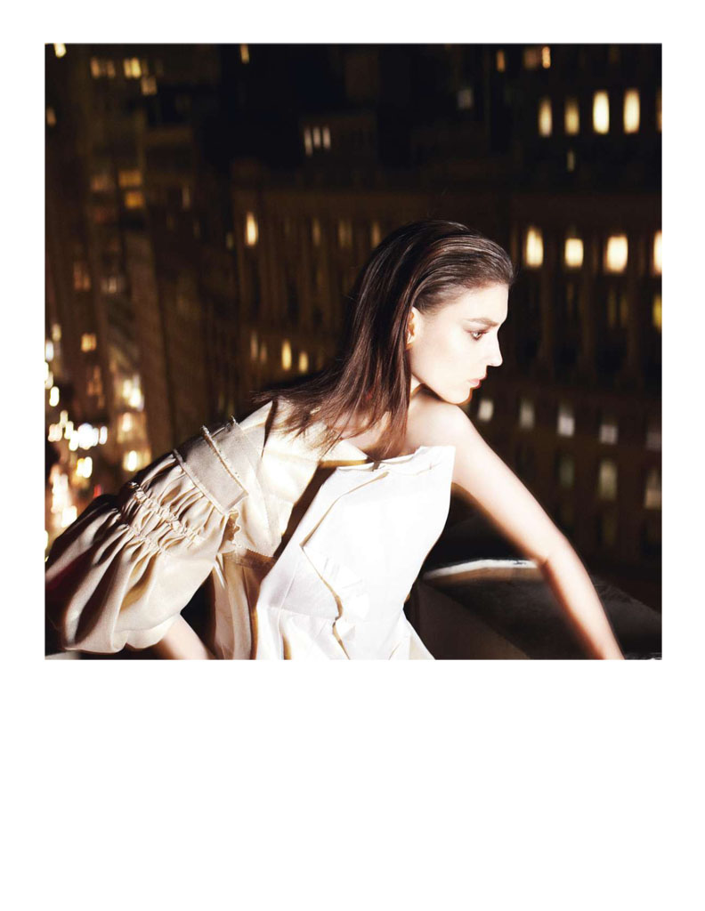 Glen Luchford x Marie Chaix NY Part 5 14 Kati Nescher Enchants the City for Vogue Paris March 2013 by Glen Luchford