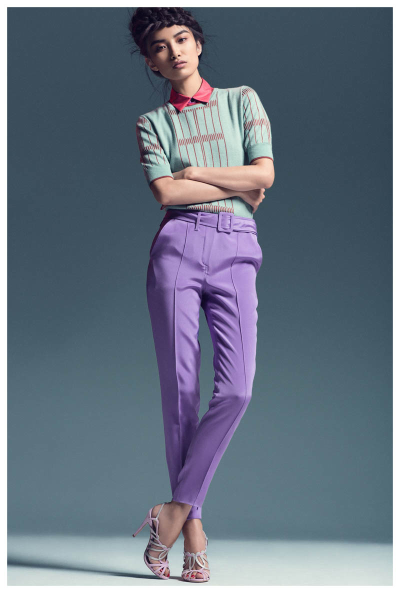 JUSTIN HOLLAR lula sissi 5100 CORRECTED Justin Hollar Captures Sissi Hou for Lulas Spring/Summer Issue