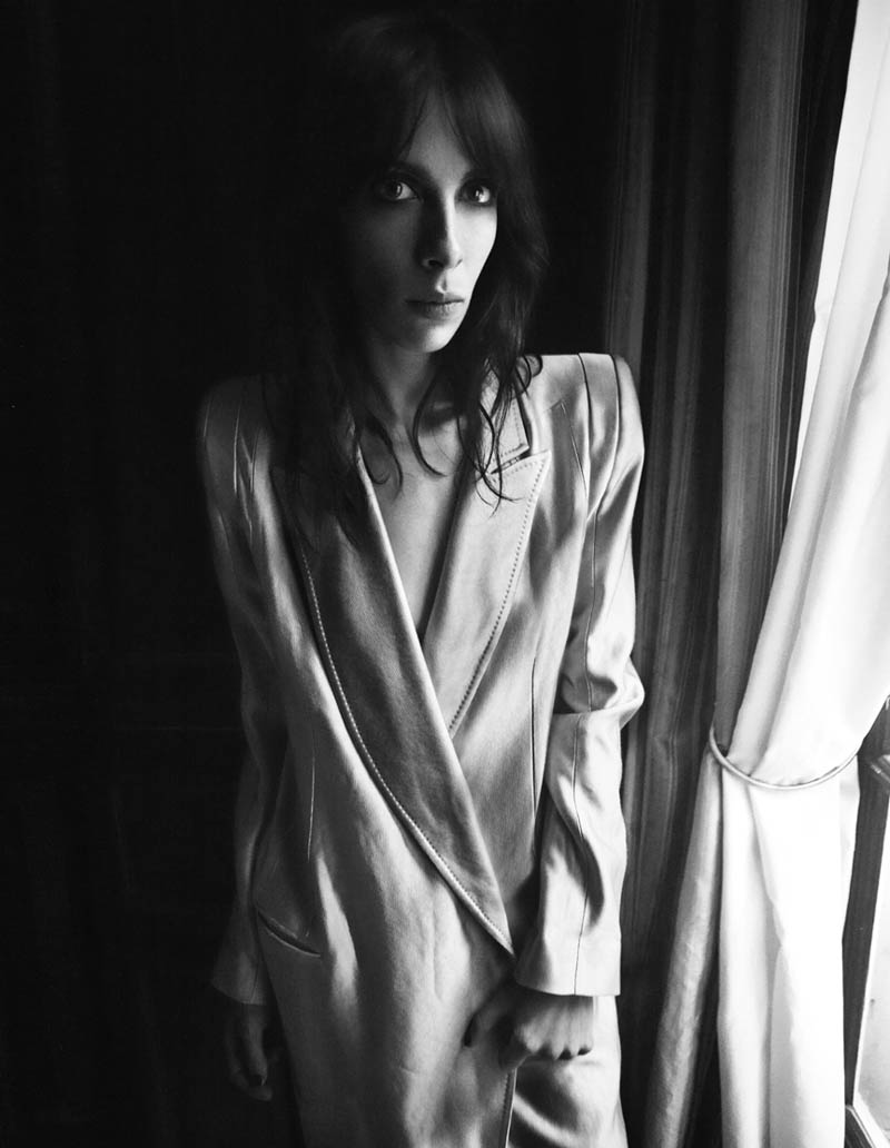 JamieBochertVice2 Jamie Bochert Poses for Samantha Rapp in Vice Magazine
